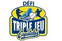 Inscription au défi triple jeu provincial le 5 août
