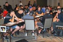 150 officiels du programme provincial élite étaient en formation le weekend dernier