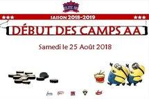 Camps Élite AA Laval