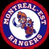 RANGERS de MONTRÉAL-EST logo