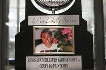 ***La 5ième édition du prix Isabelle Bourret***