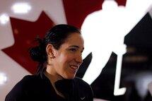 Blogue de Caroline Ouellette,  réaction à sa nomination à titre de capitaine d'Équipe Canada