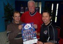 Match d'ouverture Junior AA  saison 2007-2008