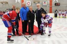 L'ouverture officielle Hockey Montréal Élite se tenait dimanche le 30 septembre dernier!