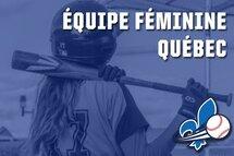 Entraîneur(e)s pour les équipes du Québec féminines