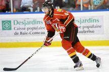 L'ancien produit du hockey mineur de Laval-Nord a paraphé une entente de trois saisons, à deux volets, avec la formation de la Pennsylvanie. Maxim Lamarche aimerait suivre les traces de Dominic Roussel, un ancien joueur de Laval-Nord, qui a porté les couleurs des Flyers de Philadelphie durant cinq saisons.