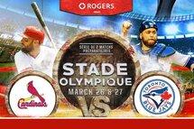Dévoilement de la cérémonie d'ouverture des matchs de baseball à Montréal