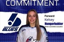 Félicitations Kelsey pour cette nouvelle entente en vue de la prochaine saison.