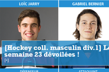 Loïc Jarry - 1ère Étoile de la semaine