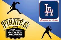 Partenariat entre les Associés de Laval (AA) et les Pirates de Laval (LBJEQ)