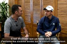 Vidéo | Entrevue avec Nick Taylor