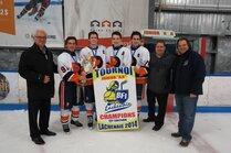 JR AA Draveurs de Trois-Rivières - bannière champi