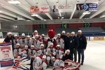PeeWee AA Royal Est - Champions à Pointe-aux-Trembles!!