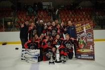 Titans Trois-Rivières - Champions A