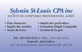 Sylvain St-Louis