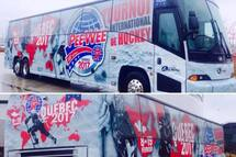 New 2017 edition bus!