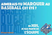Aimerais-tu marquer au baseball cet été ?
