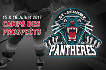 Camp des prospects / Prospects camp