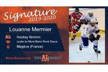 Louanne Mermier- Photo gracieuseté de l'athlète