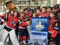 Voltigeurs 2 Pee Wee A Champion Laval