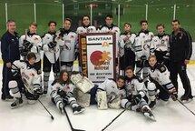 Aigles Bantam A : Finalistes au Tournoi Bantam Sud-Ouest Montréal.
