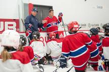 École de hockey des Canadiens