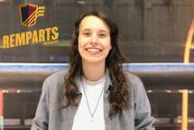 Meghan Pommainville nommée entraineure-chef de l'équipe Remparts Pee-Wee AAA