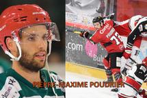 Pierre-Maxime Poudrier s'amène en retour de Matthew Medley