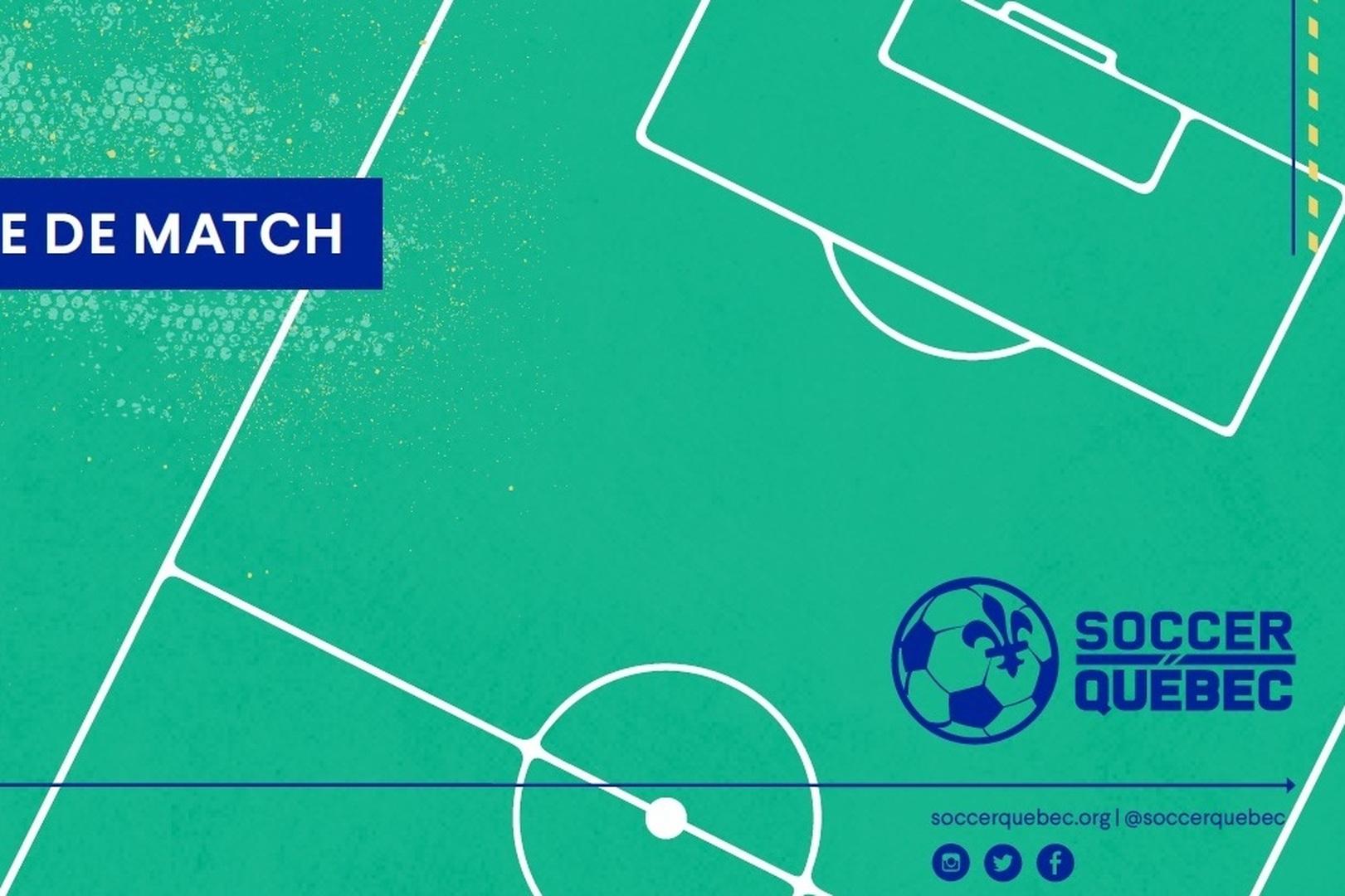 Protocole de match