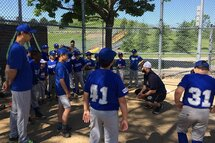 Le baseball pour «jouer dehors et lâcher Fortnite un peu»