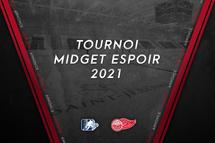 Les Sélects du Nord et la ville de St-Jérôme accueilleront le Tournoi Midget Espoir 2021
