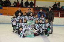 Tournoi 2012 - Finalistes Novice A