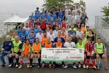 Retour match amical BEC 2016