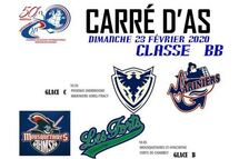 Classe BB - carré d'AS