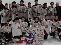 Bantam A Voltigeurs Champions St-Lin
