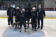 Un ancien de la LHJAAAQ lance sa propre école de hockey
