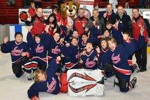 Les Grizzlys de Laval-Nord Peewee C - Champions du tournoi Peewee de St-Jérôme