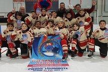Atome C Typhons Champions tournoi Ste-Agathe