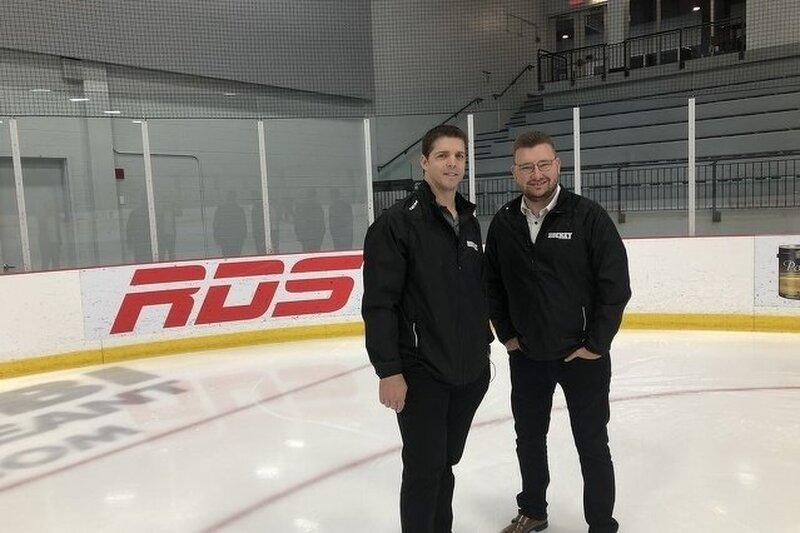 Hockey Le Magazine télé à RDS: une quatrième saison axée sur le hockey mineur