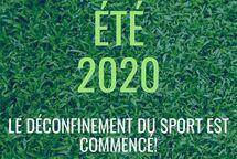 Communiqué - Préparation saison 2020