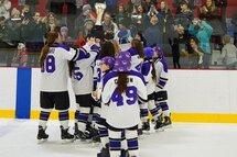 Cinq championnats pour nos équipes au Tournoi de hockey féminin