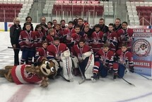 PeeWee AA National Ouest - Finalistes à St-Jerome!