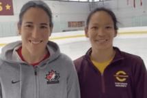 Lancement de saison 2019-2020 : le hockey, un plaisir pour toutes
