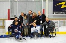 La fièvre des séries se poursuit au Championnat canadien de hockey sur luge