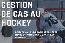 Nouveau site Internet pour faire face aux situations inacceptables dans le milieu du hockey mineur