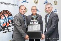 Saguenay accueillera le Challenge Midget AAA CCM en 2018