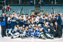 Équipe Québec M16 reçoit le Prix Denis-Baillairgé