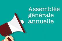 Assemblée générale annuelle!