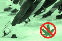 Même légal au Canada, le cannabis demeure interdit dans le sport