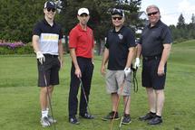 Les Flames de Gatineau concluent la 5e édition de leur tournoi de golf